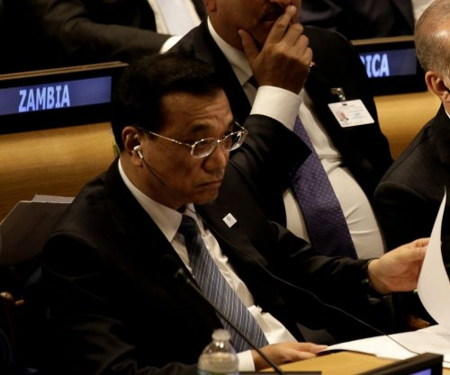 China's Li Keqiang leaves out North Korea sanctions in U.N. speech