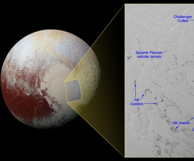 An ocean may be hiding beneath Pluto's 'heart'