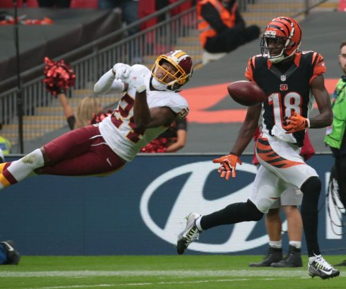 Washington Redskins, Cincinnati Bengals battle to tie in London