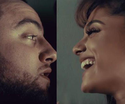 Mac Miller, Ariana Grande get close in 'My Favorite Part' video
