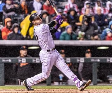 Trevor Story's grand slam helps Colorado Rockies beat San Francisco Giants