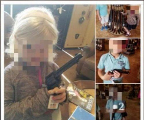 Ga. school criticized for children's field trip to gun range