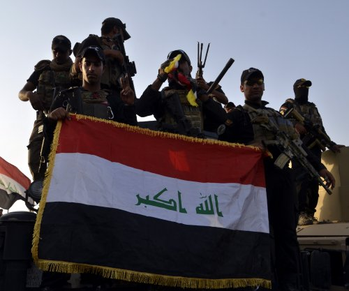 Iraqi government: Islamic State 'completely defeated' in country