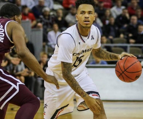 Cincinnati hands Mississippi State first loss