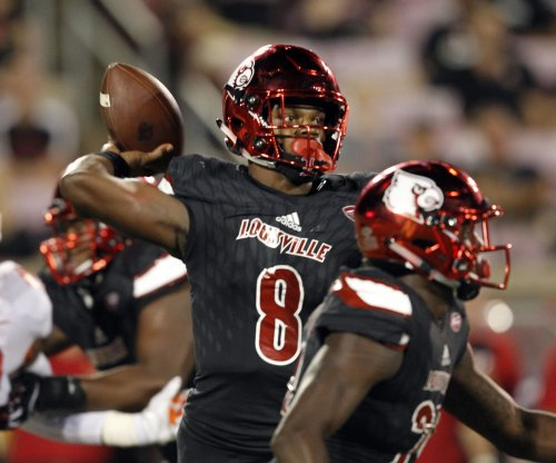 Bill Polian says Louisville QB Lamar Jackson should switch to receiver