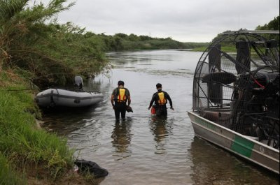 Border agents search Rio Grande for missing 2-year-old girl