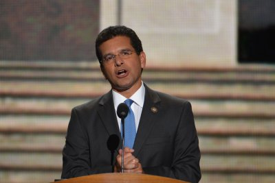 Puerto Rico swears in new governor but Senate confirmation Wednesday