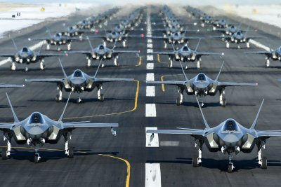 Lockheed awarded $4.9B for work on F-35s