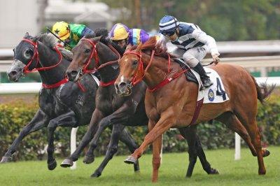 Engish Guineas weekend tops international horse racing action