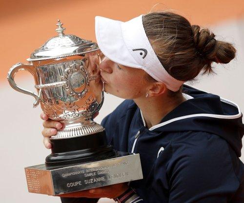 Barbora Krejcikova wins first Grand Slam singles title at French Open