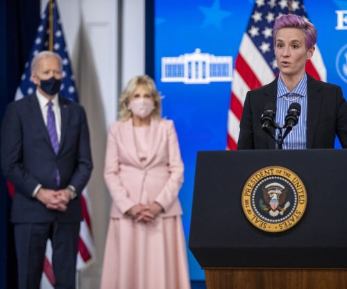 Megan Rapinoe among 28 U.S. soccer players to appeal equal pay ruling