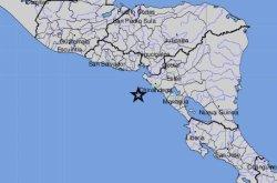 6.5-magnitude earthquake strikes in northwest Nicaragua