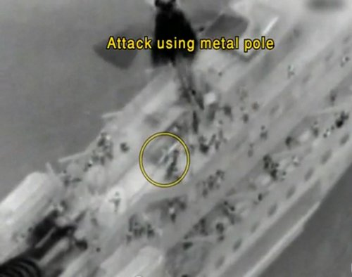 Witness: Inhumane treatment on flotilla