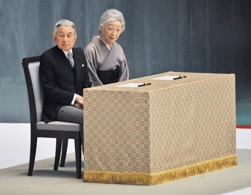 Japan: Lawmaker receives death threat after handing letter to emperor