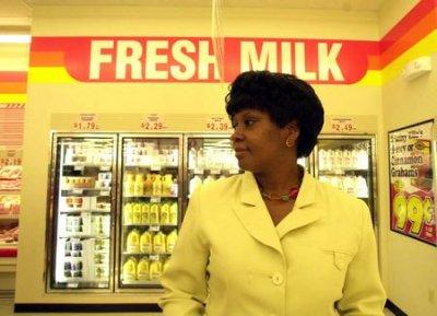 Organic milk has beneficial fatty acid balance