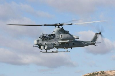 Lockheed producing more target sight systems for Marine Corps helos
