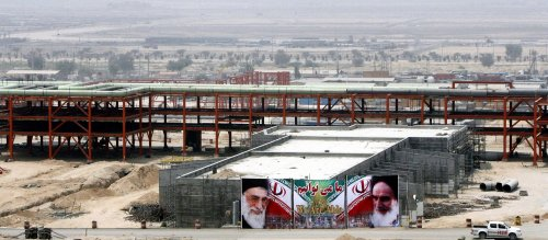 Iraq, Afghanistan could get Iranian fuel