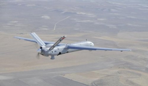 Turkey seeks armed unmanned aerial vehicle