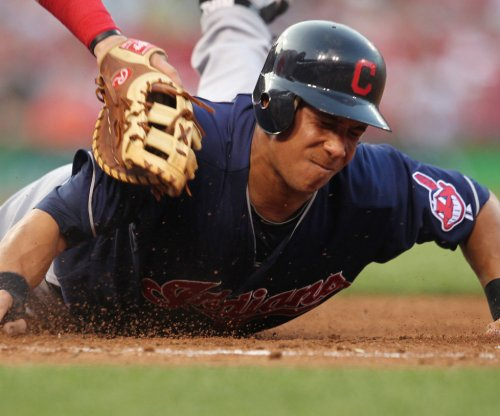 Cleveland Indians place OF Michael Brantley on DL