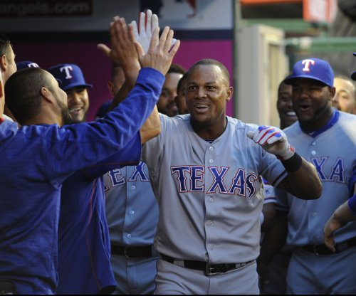 Adrian Beltre belts HR, double in Texas Rangers' 7-3 win