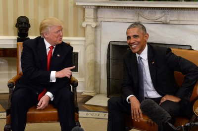 President Barack Obama has 'excellent conversation' with Donald Trump at White House