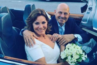 Luann de Lesseps of 'Real Housewives' marries Tom D'Agostino Jr.