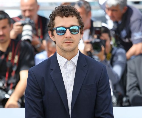Shia LaBeouf arrested during livestreamed Trump protest