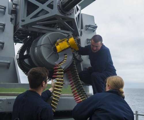 USS America completes combat systems ship qualifications trials