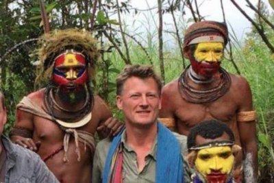 British explorer Benedict Allen rescued in Papua New Guinea