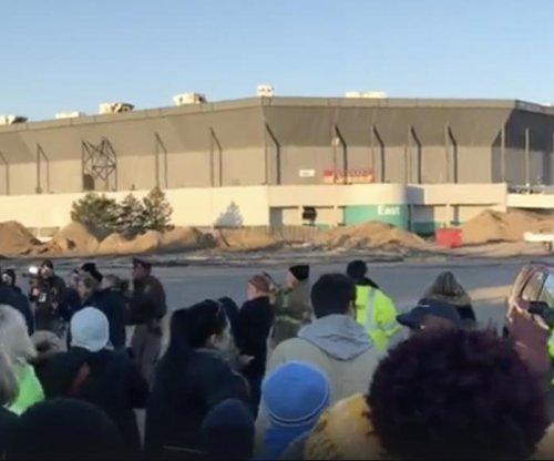 Pontiac Silverdome built 'too well,' fails to implode