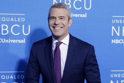 Andy Cohen says son Benjamin is 'cute as a button'