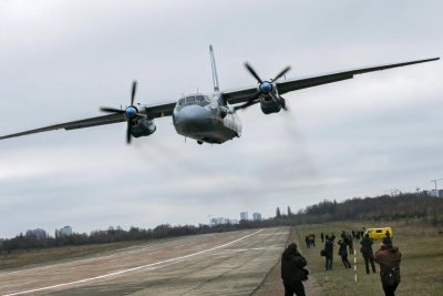Russian military plane believed to have crashed near border with China