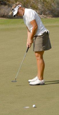 Stanford captures her second LPGA title