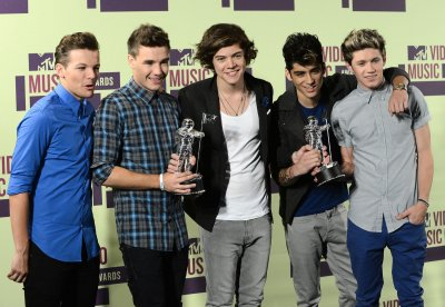 One Direction album set for U.S. release
