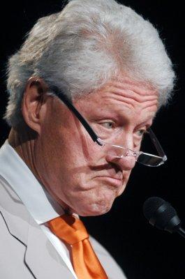 Clinton trip helped free journalists