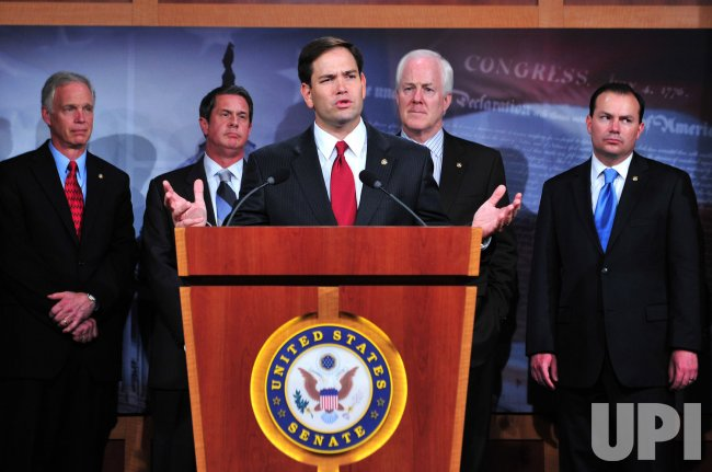 Sen. Rubio calls to cancel the July 4th Senate recess in Washington