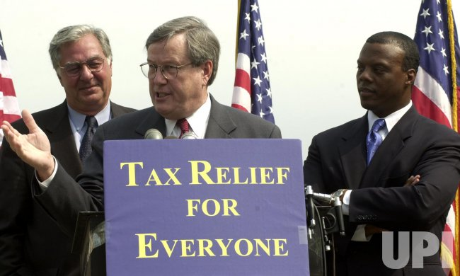 Republican House leadership speaks out on taxes