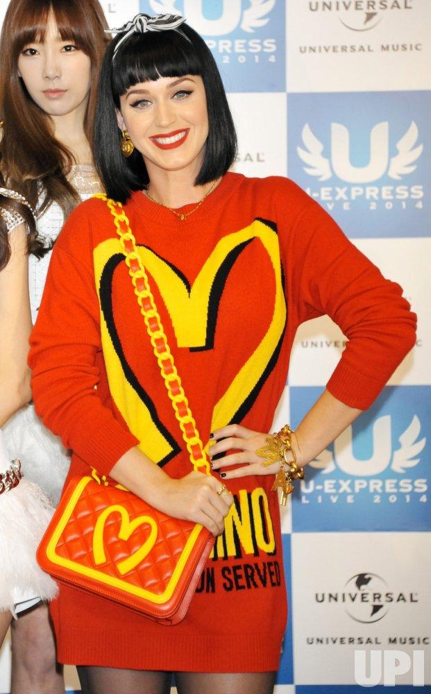 """U-Express Live 2014"" press conference"
