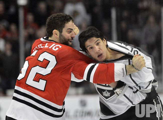 Los Angeles Kings vs. Chicago Blackhawks
