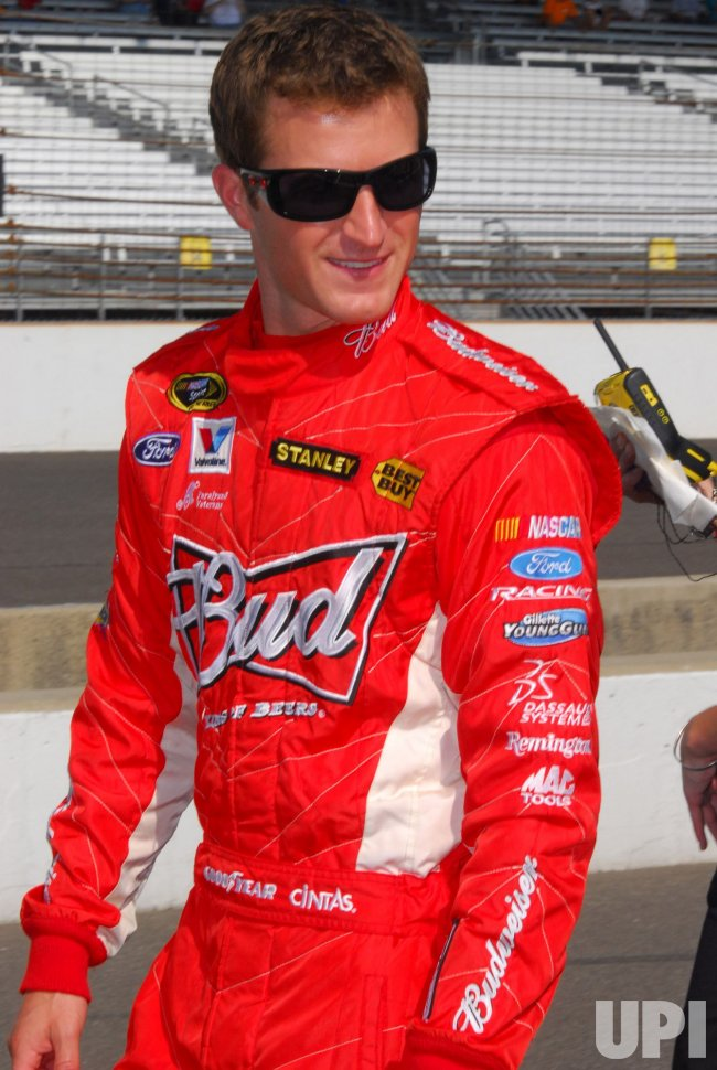 2010 Brickyard 400 Qualifications in Indianapolis, Indiana