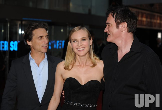 """""""Inglorious Basterds"""" premiere in London"""