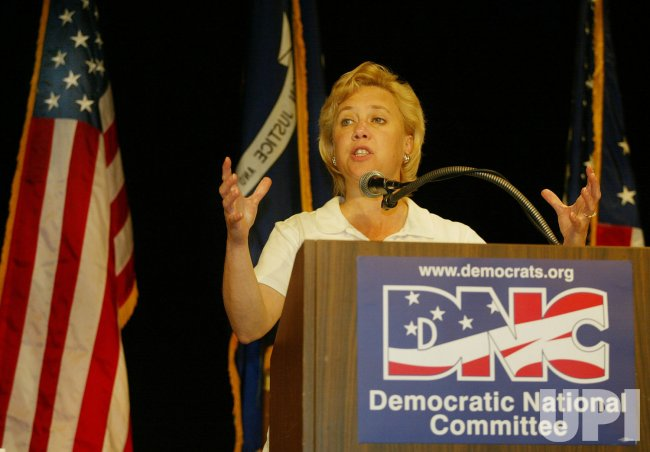 U.S. SEN. MARY LANDRIEU ADDRESSES DNC MEETING IN NEW ORLEANS