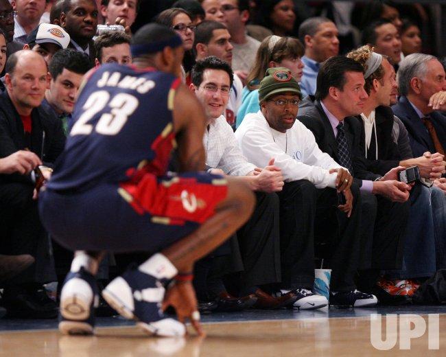 Cleveland Cavaliers vs New York Knicks