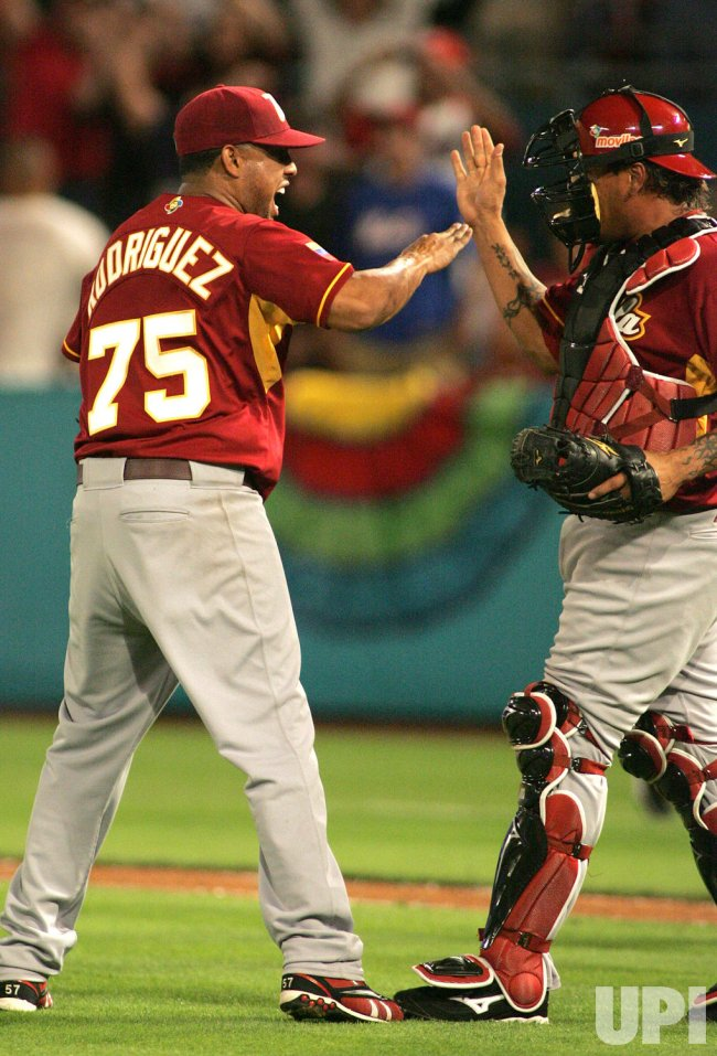 World Baseball Classic round 2 in Miami