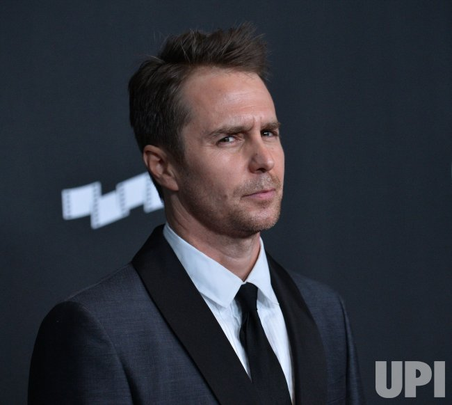 Sam Rockwell attends 21st annual Hollywood Film Awards in Beverly Hills