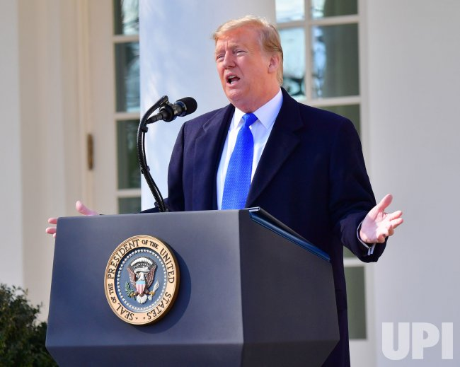 President Donald J. Trump Delivers Remarks on National Security and Humanitarian Crisis on the Southern Border