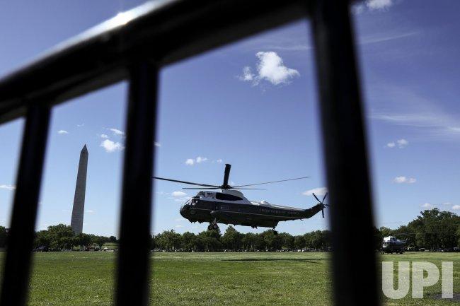 President Biden travels to Lake Charles, Louisiana