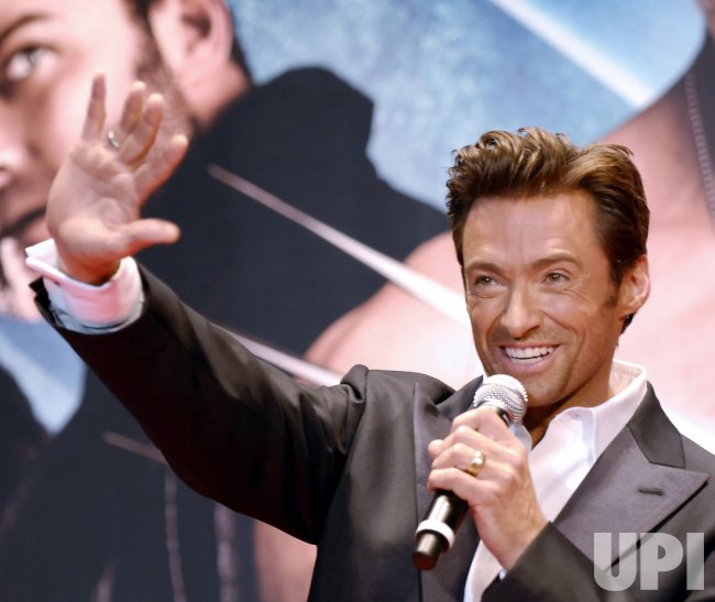 """X-Men Origins: Wolverine"" Japan premiere"