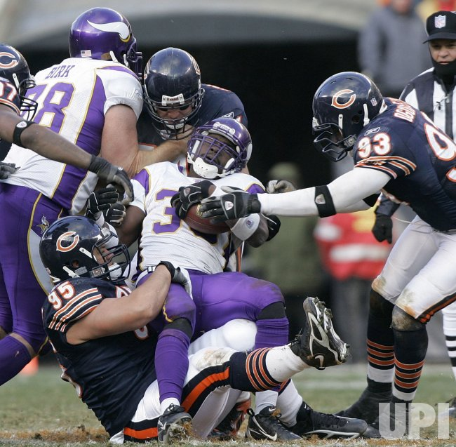 MINNESOTA VIKINGS VS CHICAGO BEARS