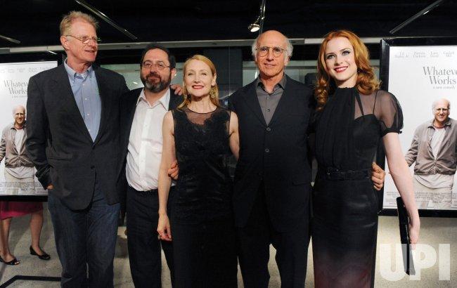 """""""Whatever Works"""" premiere held in West Los Angeles, California"""